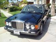 BENTLEY MULSANNE 1990 - Bentley Mulsanne